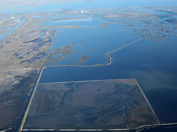 Calcasieu River and Pass Dredged Material Management Plan and Environmental Impact Statement
