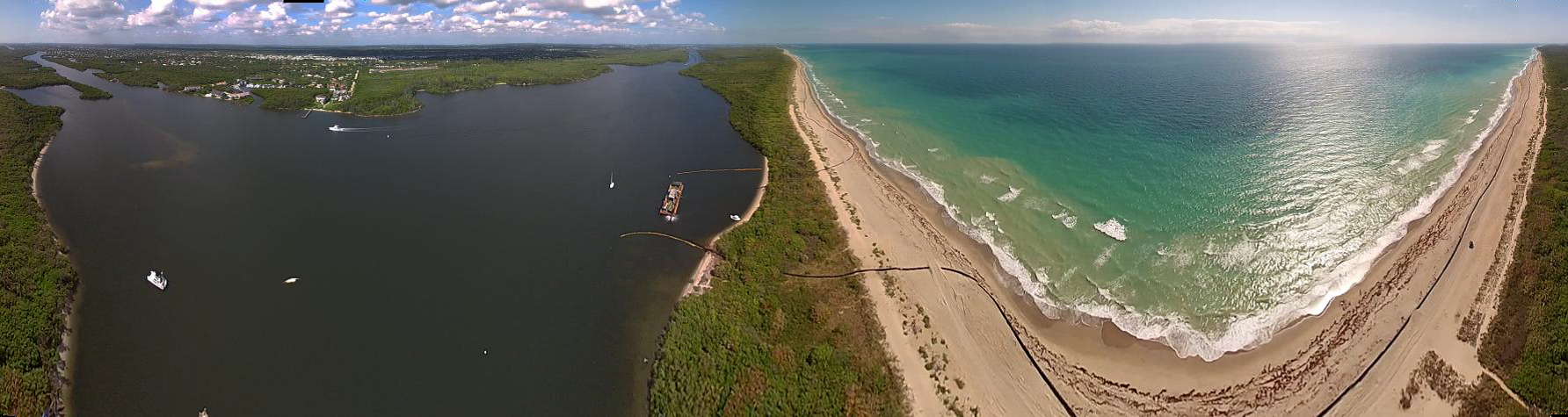 St. Lucie Inlet – Martin County, FL