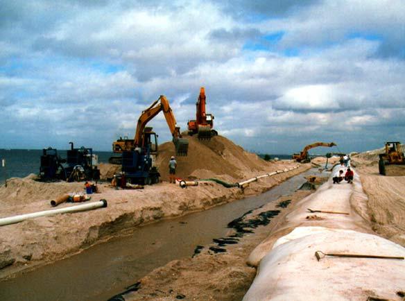 Three Bays Preservation – Under Construction